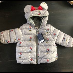 COPY - Baby Gap 6-12mo Minnie Mouse Cold Contro…
